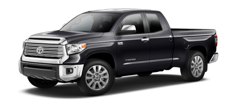 2017 Toyota Tundra Double Cab 4x4 5.7L V8 FFV Limited