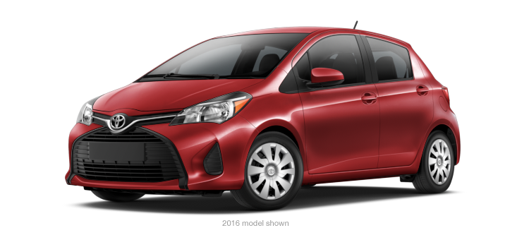 2017 toyota yaris automatic l 5 door fwd hatchback quick quote. Black Bedroom Furniture Sets. Home Design Ideas