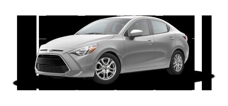 2017 Toyota Yaris iA 4D Sedan