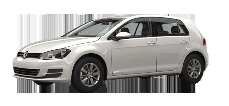 2017 Volkswagen Golf TSI SE 4-Door 4D Hatchback