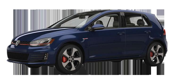 2017 Volkswagen Golf GTI 2.0T 4-Door Autobahn DSG