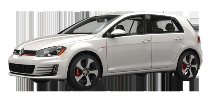 2017 Volkswagen Golf GTI S 4D Hatchback