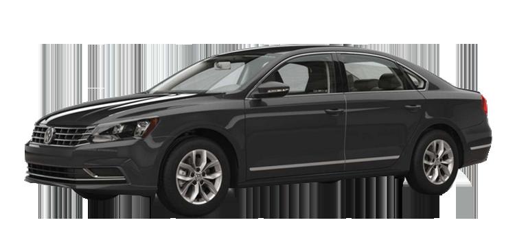 2017 Volkswagen Passat 1.8T S 4D Sedan
