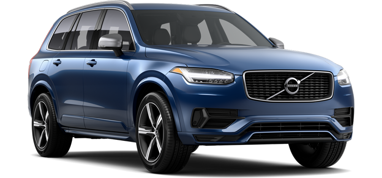 2017 volvo xc90 5 passenger t5 awd r design 4 door awd suv. Black Bedroom Furniture Sets. Home Design Ideas