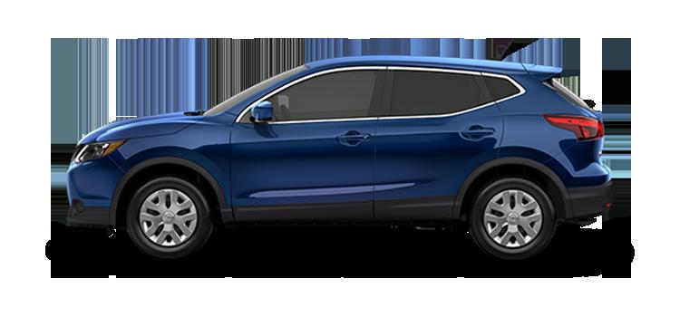 2018.5 Nissan Rogue Sport 2.0L I4 S
