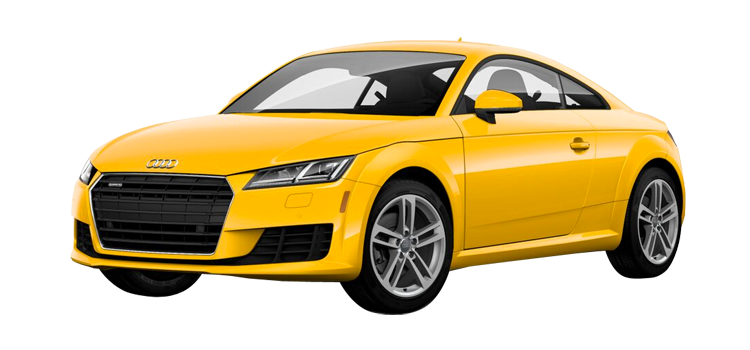 Audi TT Coupe T Quattro Auto S Tronic Door AWD Coupe - 2 door audi