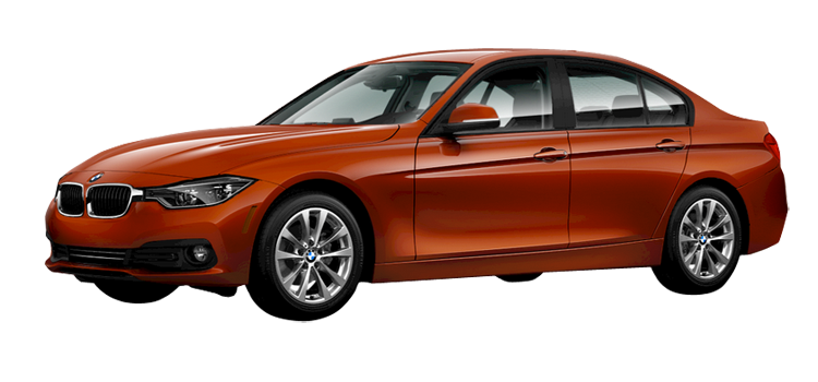 2018 BMW 320i Series Sedan 320i 4-Door RWD Sedan StandardEquipment