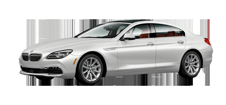 2018 BMW 6 Series Gran Coupe 640i 4 Door RWD ColorsOptionsBuild