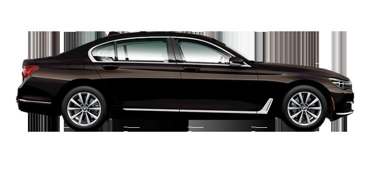 2018 BMW 7 Series 740i 4 Door RWD Sedan ColorsOptionsBuild