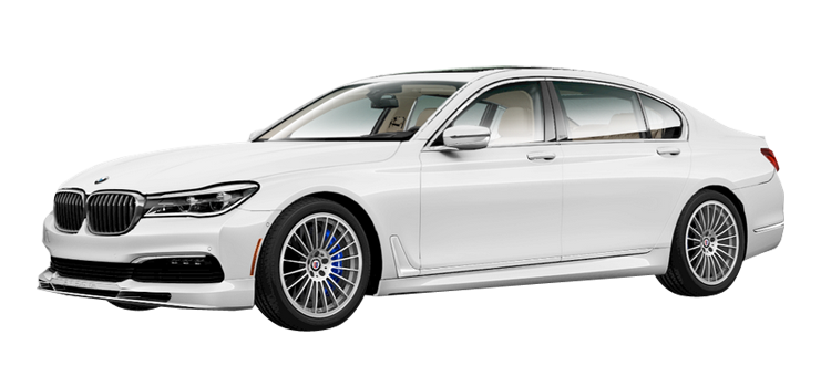 2018 Bmw Alpina B7 Xdrive 4 Door Awd Sedan Colorsoptionsbuild