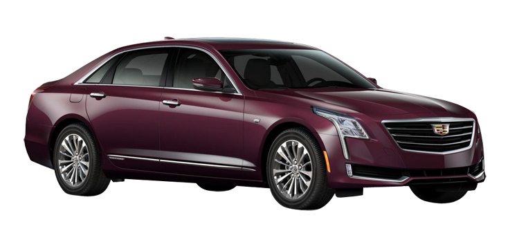 2018 Cadillac Ct6 Plug In Hybrid 1sh 4 Door Rwd Sedan Colorsoptionsbuild