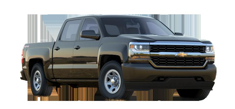 2018 Chevrolet Silverado 1500 Crew Cab Work Truck Short Box Wt