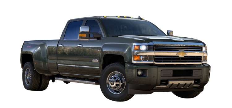 2018 Chevrolet Silverado 3500hd Drw Crew Cab Long Box High
