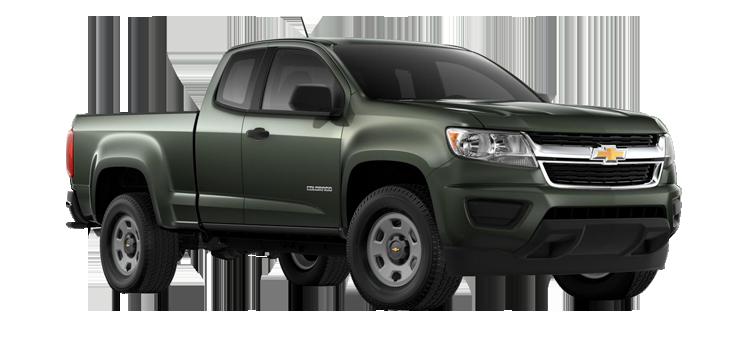 2018 Chevrolet Colorado Extended Cab