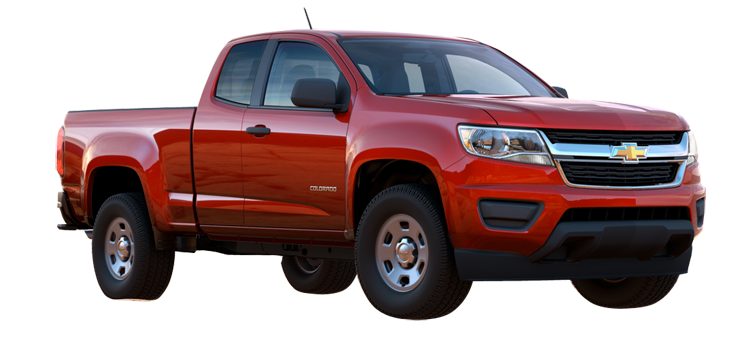 2018 Chevrolet Colorado Extended Cab Wt Rwd Rwd Brochure Thayer