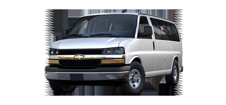 2018 Chevrolet Express Passenger Van