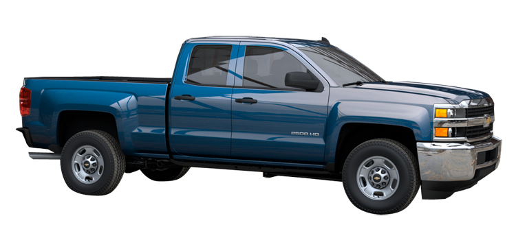 2018 Chevrolet Silverado 2500HD Double Cab