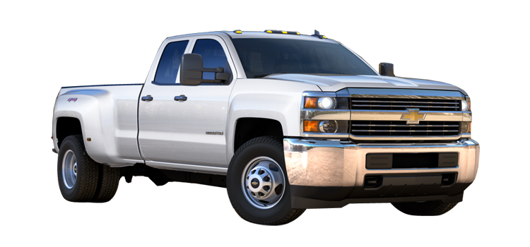 2018 Chevrolet Silverado 3500HD DRW Double Cab