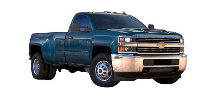 2018 Chevrolet Silverado 3500HD DRW Regular Cab