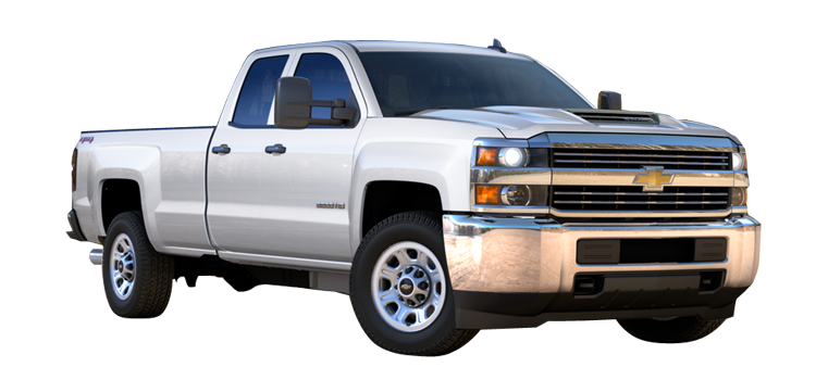 2018 Chevrolet Silverado 3500HD SRW Double Cab