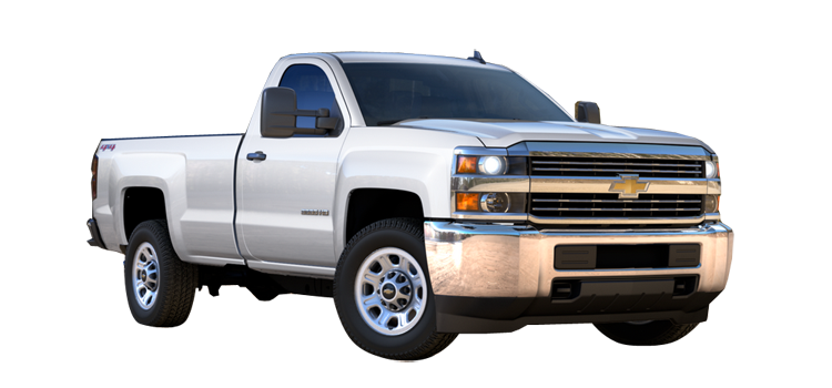 2018 Chevrolet Silverado 3500HD SRW Regular Cab