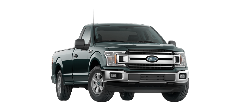 Georgetown Ford - 2018 Ford F-150 Regular Cab 6.5