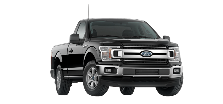 Manor Ford - 2018 Ford F-150 Regular Cab 6.5