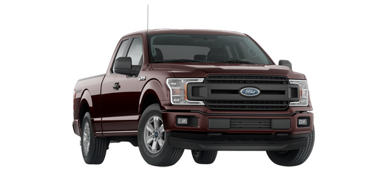 2018 Ford F-150 SuperCab 6.5