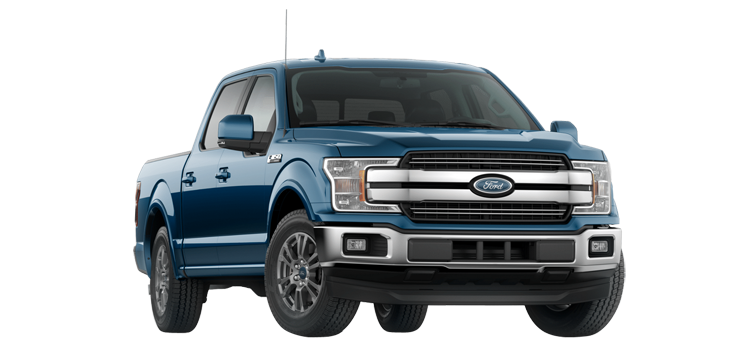 Georgetown Ford - 2018 Ford F-150 SuperCrew 5.5