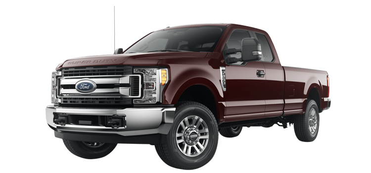 2018 Ford Super Duty F-250 SuperCab 8