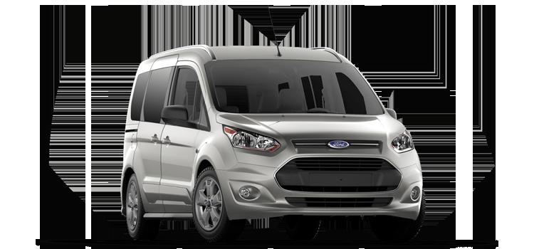2018 Ford Transit Connect SWB Titanium