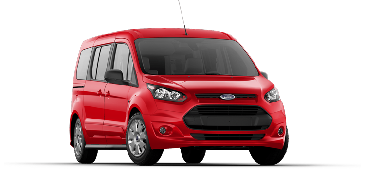 Hutto Ford - 2018 Ford Transit Connect LWB (Rear Liftgate) XLT