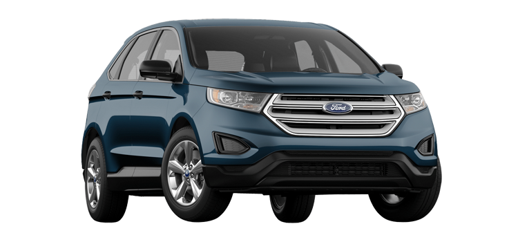 2018 Ford Edge at Riata Ford  The Cutting Edge of Desire The