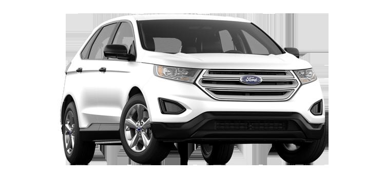 New 2018 Ford Edge SE