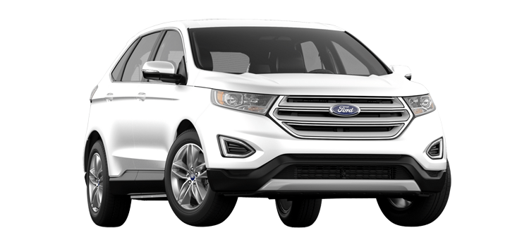 2018 Ford Edge at Leif Johnson Ford The Cutting Edge of Desire