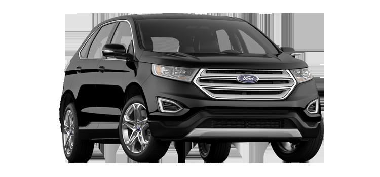 New 2018 Ford Edge Titanium