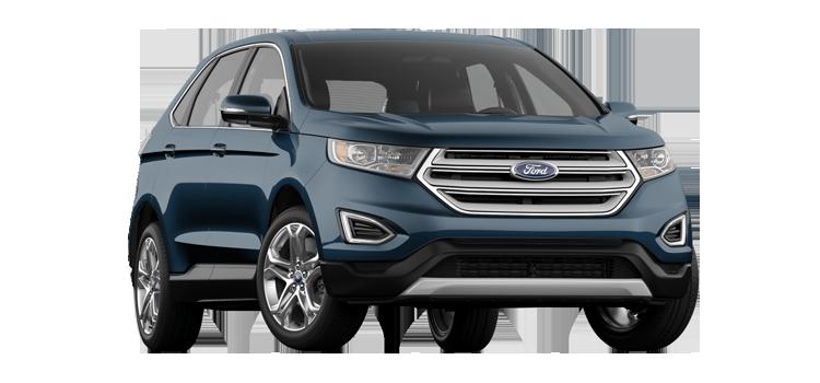 2018 Ford Edge Titanium 4 Door Awd Crossover Quick Quote