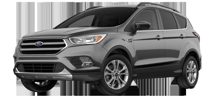 New 2018 Ford Escape SE