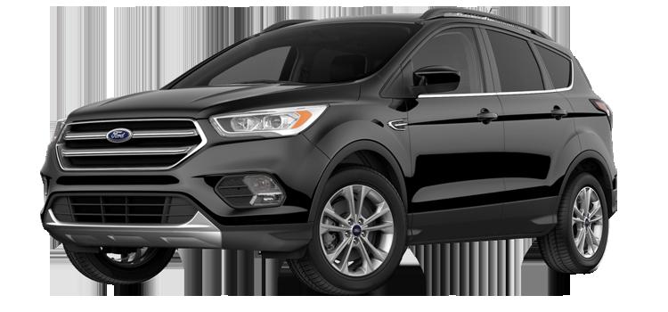 New 2018 Ford Escape SEL