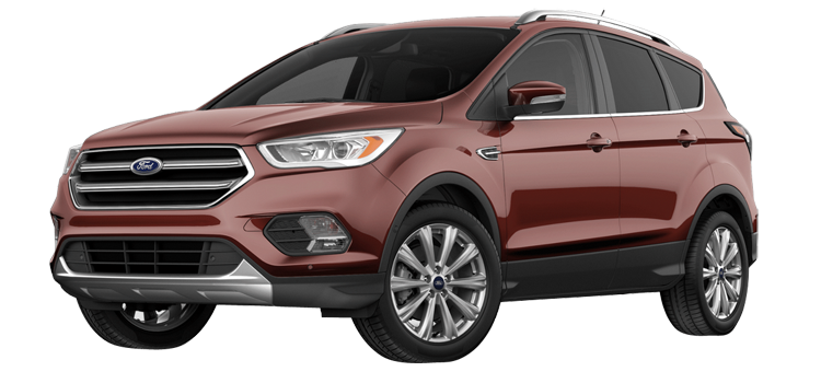Ford Escape Colors >> 2018 Ford Escape Titanium 4 Door Fwd Suv Colors Quick Quote