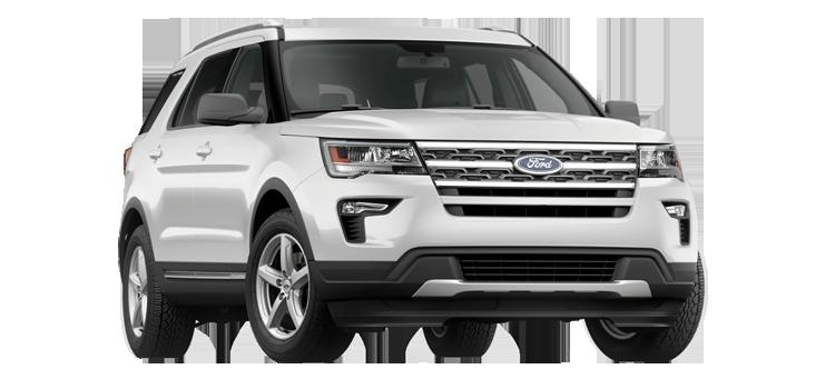 2018 Ford Explorer XLT 4D Sport Utility