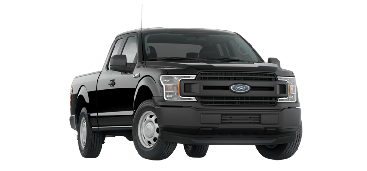 2018 Ford F-150 SuperCab 6.5' Box XL