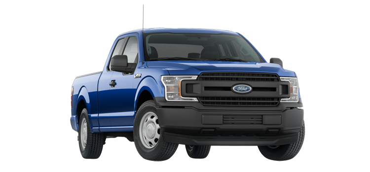 2018 Ford F-150 SuperCab 6.5' Box XL Pickup