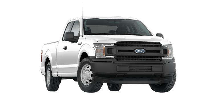 2018 Ford F-150 SuperCab