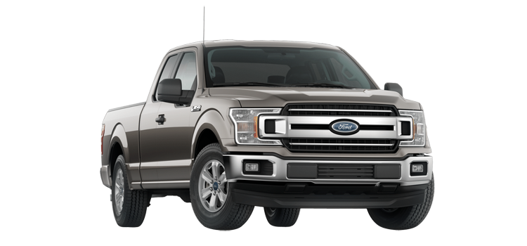 New 2018 Ford F-150 SuperCab 6.5' Box XLT