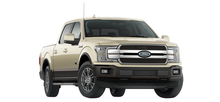 2018 Ford F-150 SuperCrew 5.5' Box King Ranch