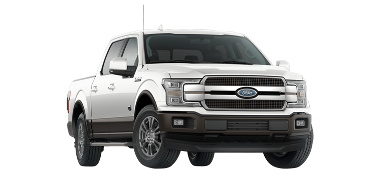 New 2018 Ford F-150 SuperCrew 5.5' Box King Ranch