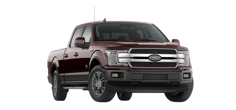 2018 Ford F-150 SuperCrew 6.5' Box King Ranch