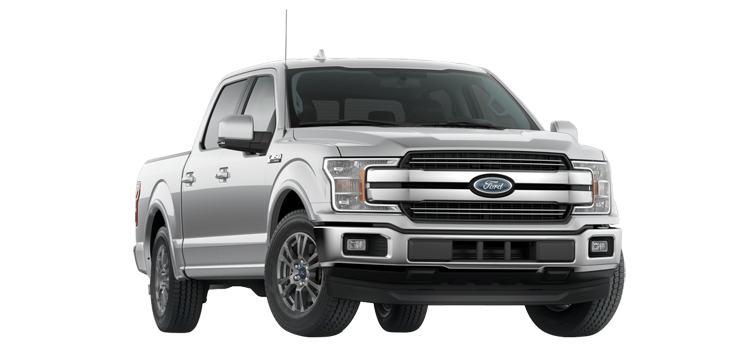 2018 Ford F-150 SuperCrew 5.5' Box Lariat