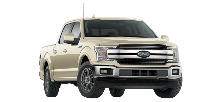 New 2018 Ford F-150 SuperCrew 5.5' Box Lariat